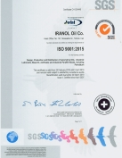 ISO 9001:2015 - SGS
