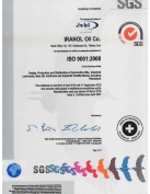 ISO 9001:2008 - SGS