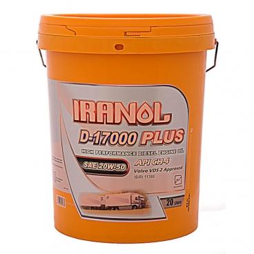 ایرانول D-17000 plus