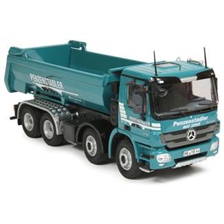 کامیون کمپرسی اکتروز 3331K 3900