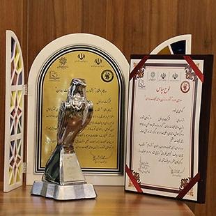 شرکت نفت ایرانول در دومین جشنواره برترینهای تبلیغات ایران حائز رتبه برتر شد